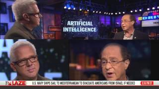 "Futurist Ray Kurzweil w/ Glenn Beck, talk Technology & his book ""How to Create a Mind"" Human Thought"