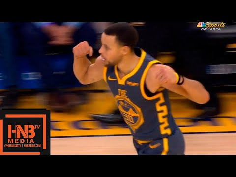 GS Warriors vs Chicago Bulls 1st Half Highlights   01/11/2019 NBA Season