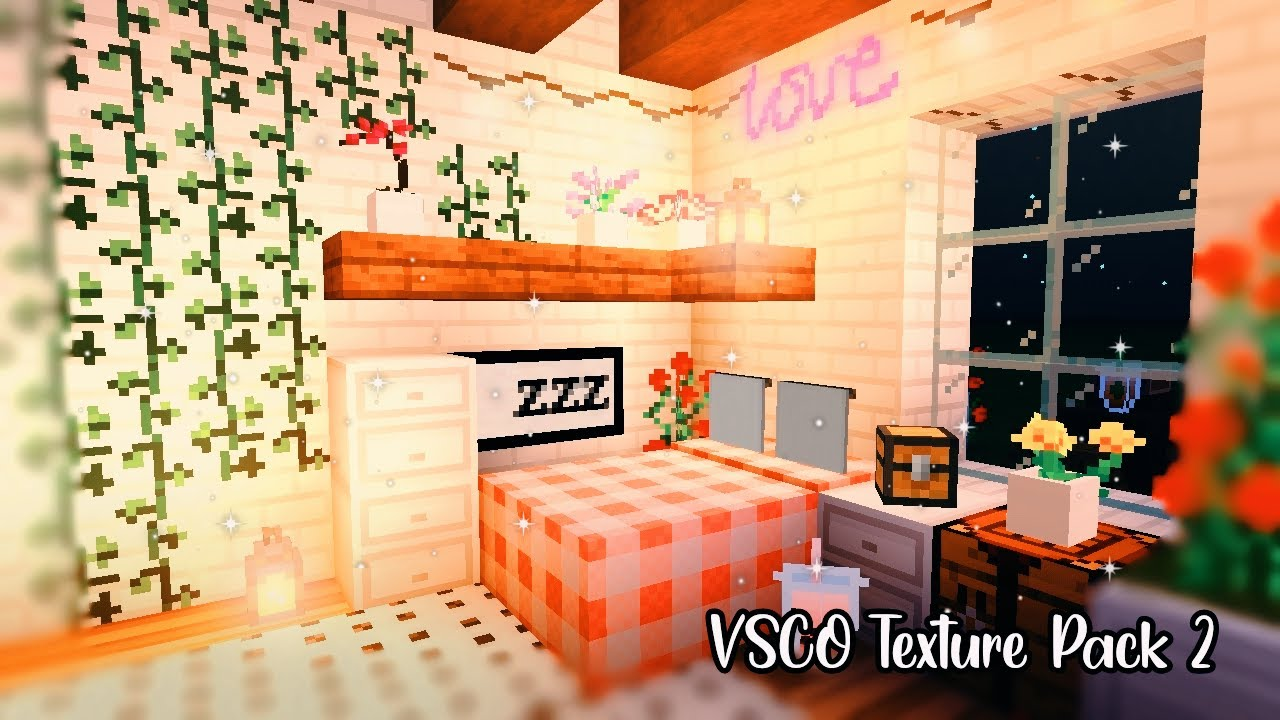VSCO Mod in Minecraft Pe? 🦋✨ Updated (Aesthetic/Vibe)Texture