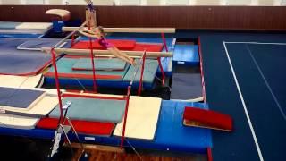 Спортивная гимнастика, 1 юношеский разряд