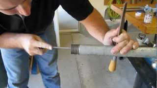 DIY Plumbing Basics - Galvanized and PVC Pipe