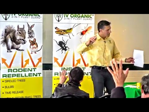 Part 2 of 3 | EVOLUTION OF PLANTS & 6 MACRO-NUTRIENTS | @ California Rare Fruit Growers, Culver City