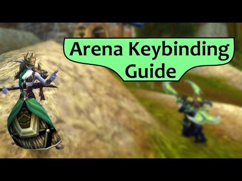 WoW Arena Keybinding Guide - 3v3 Key Binding and Macros for Beginners