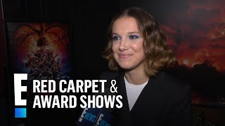 Millie Bobby Brown Dishes on