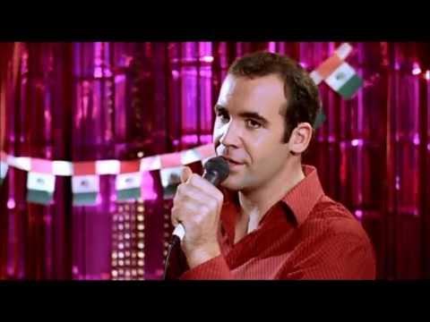 Rory McCann as Kenny McLeod, sings karaoke!!