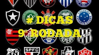 DICAS CARTOLA FC 2017 #9 Rodada DICAS