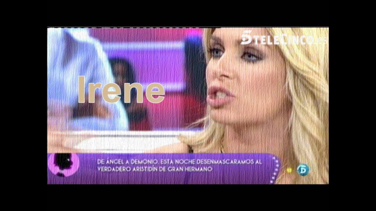 miss ourense lopez Irene