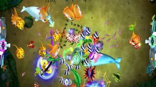 Seafood Paradise II fishing game Taiwan original software海洋天堂2捕鱼游戏
