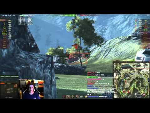 Download World of Tanks CZ - Záznam streamu z 24.10.2015 (čety s vámi a poté Caesar)