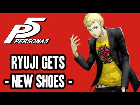 Character Design Changed In Persona 5 Korean Localization