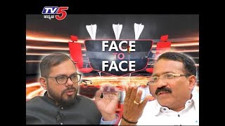 Excise Minister RB Timmapur Exclusive | Face To Face | TV5 Kannada