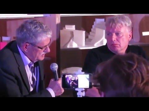 Copenhagen Calling - Bjarke Ingels, Mogens Lykketoft & Uffe Elbæk talks