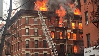 Will NYC Blast Building Landlord Be Charged With Murder?