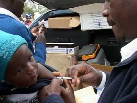 UNICEF: Child Health Days in Zimbabwe