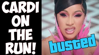 Cardi B hit with instant regret! Slapped with lawsuit for her cancel culture BS!