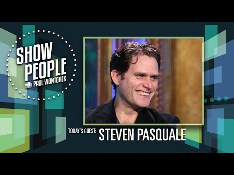 People with Paul Wontorek: Steven Pasquale of JUNK