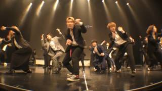 松田鼓童 number Luxury Soul Night Premium DANCE SHOWCASE 17/5/21