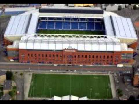 Rangers song/ blue Sea Of Ibrox