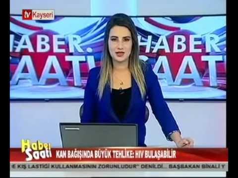 Tv Kayseri Ana Haber 01.12.2016