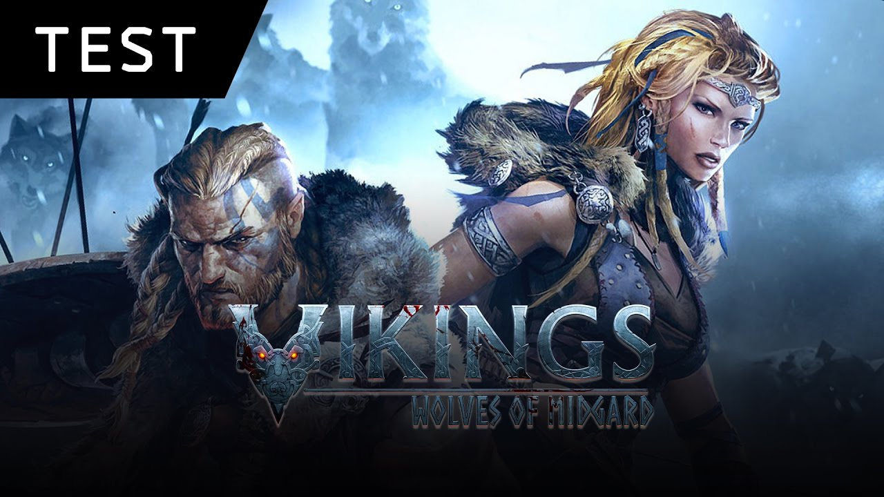 Vikings Test
