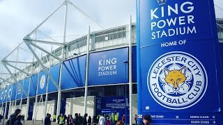 Away Days: League leaders Leicester | Leicester City 1-0 Southampton | The Ugly Inside
