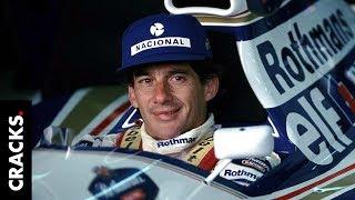 El beso de Xuxa que marcó el triste destino de Ayrton Senna