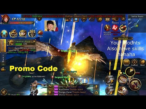 PH: How to Get Promo Your Code MIA Online Mobile – Top up (Open World MMORPG) [Pc,Android,IOS]