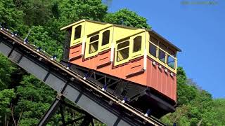 The Monongahela Incline (Funicular) in Pittsburgh, USA 2018