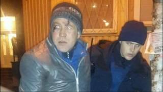 видео У Черкасах чоловік з ножем напав на родича