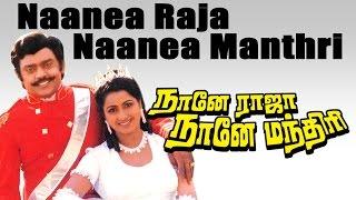 Vijayakanth Comedy Movie   Naane Raja Naane Manthiri Full Movie   Radhika   Senthil   Goundamani