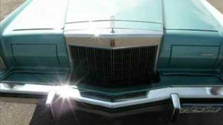 My 1979 Lincoln Continental Mark V