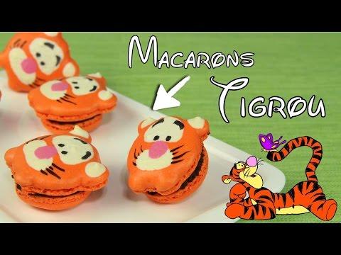♡•-recette-macarons-tigrou-•♡