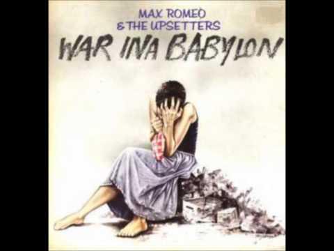 Max Romeo   War Ina Babylon 76)   05 Norman