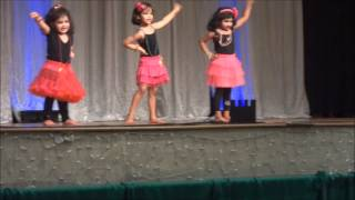 Sahasra dance performance - Chanda Chamke Cham Cham