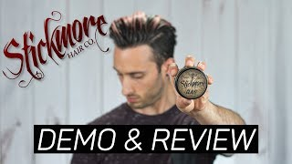 Stickmore Clay Fiber | DEMO & REVIEW | GREAT New Products 2018