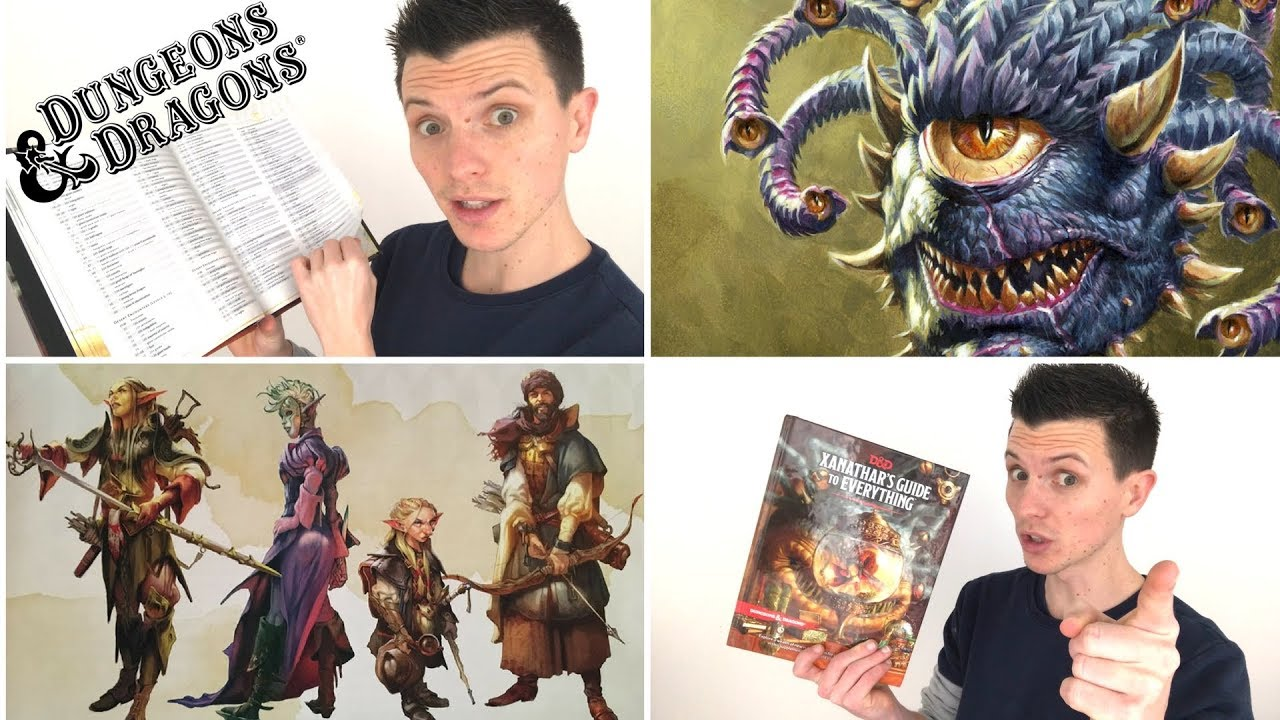 Xanathar's guide to everything! Review - Dungeons and ...