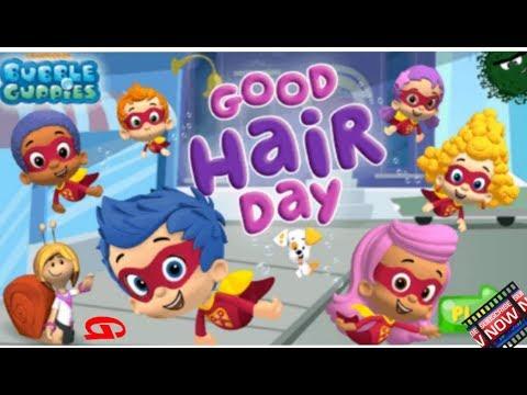 Bubble Guppies: Good Hair Day (Nick Jr. Games)