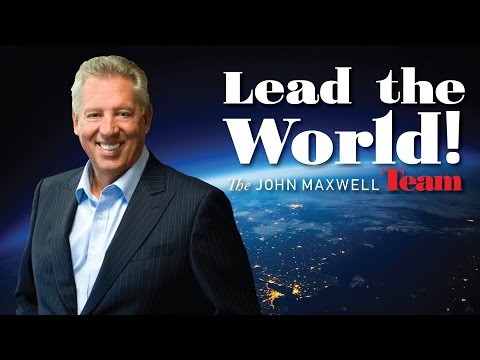 How to Become a Good Leader with John C. Maxwell