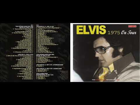Elvis Presley 1975 On Tour - The Soundboard Recordings Volume 1 CD 1
