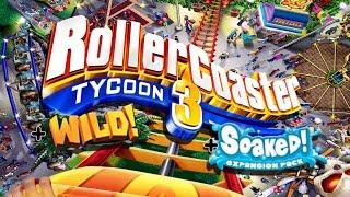 Rollercoaster Tycoon 3 [Soaked] [Wild] #001 - Willkommen in Bloody World ★ Let