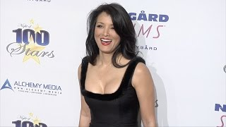 """Kelly Hu """"I got to be pretty heavily medicated to be on DWTS"""""""