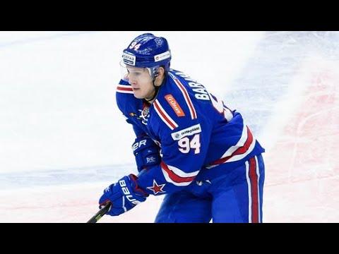 Alexander Barabanov - SKA St. Petersburg - KHL