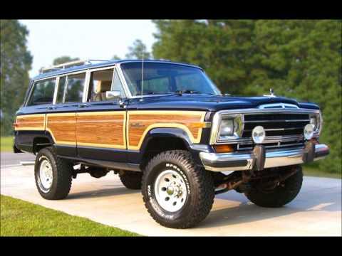 AMC Jeep Wagoneer,Cherokee Cheif,Gladiator,J10,J20 tribute