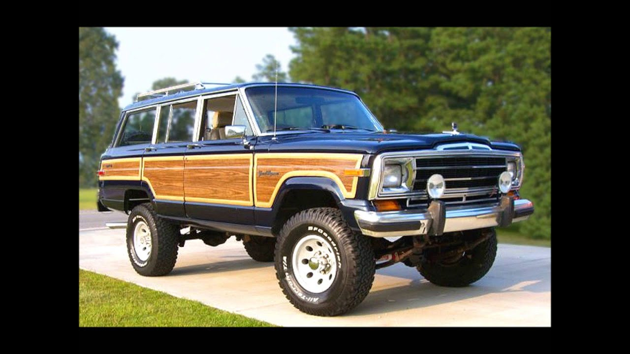 Jeep Wagoneer For Sale >> AMC Jeep Wagoneer,Cherokee Cheif,Gladiator,J10,J20 tribute - YouTube