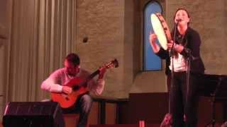 Valentina Ferraiuolo Quartet - Sogna Fiore Mio 12/10/2014
