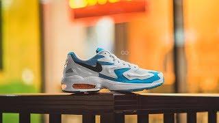 """Nike Air Max2 Light """"Blue Lagoon"""": Review & On-Feet"""