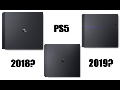 PS5 Reveal 2018?   MSFT Believe Xbox One X Power Puts Xbox On Top; Deliberate Pre-Order Delay?