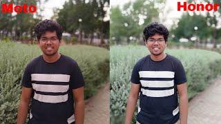 Moto G6 vs Honor 9 Lite Camera Comparison