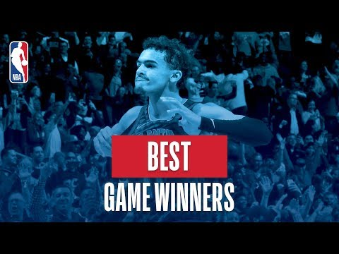 NBA's Game Winning Buzzer Beaters | 2018-19 Regular Season | #TissotBuzzerBeater #ThisIsYourTime