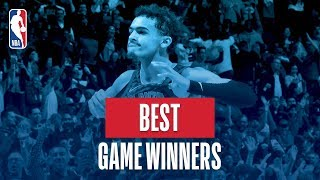 NBA\'s Game Winning Buzzer Beaters | 2018-19 Regular Season | #TissotBuzzerBeater #ThisIsYourTime